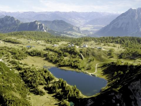 6 jezer Tauplitzalm